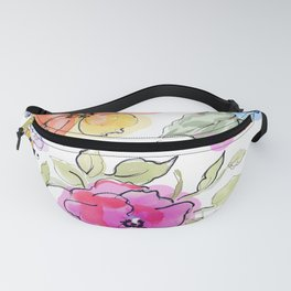 bees Fanny Pack