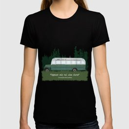 Into The Wild - Magic Bus T-shirt