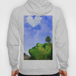 Mother Nature Smiling Hoody