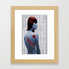 Android Framed Art Print