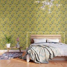 Yellow Mimosa Wallpaper