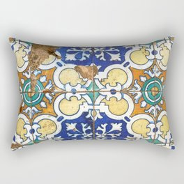 Tiles Rectangular Pillow