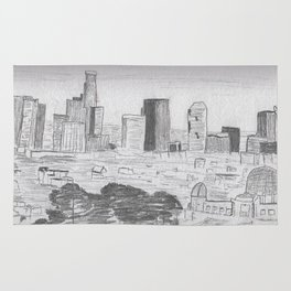 L.A. by way of Griffith Rug