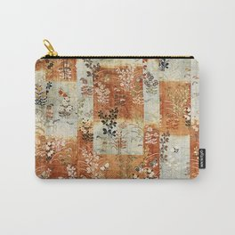 Autumn Grasses and Butterflies Carry-All Pouch
