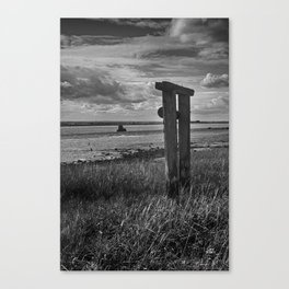 At Harty Ferry Canvas Print
