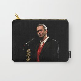 Hugh Laurie - I Carry-All Pouch