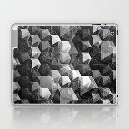 as the curtain falls (monochrome series) Laptop & iPad Skin