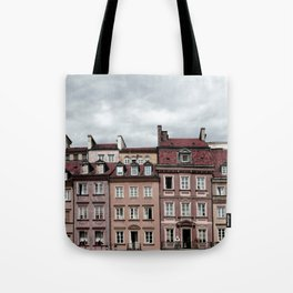 Old Town Tote Bag