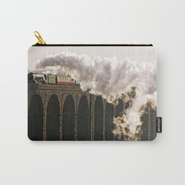 60163 Tornado Steaming over Ribblehead Viaduct Carry-All Pouch