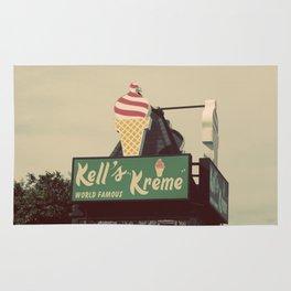 Kell's Kreme World Famous Rug