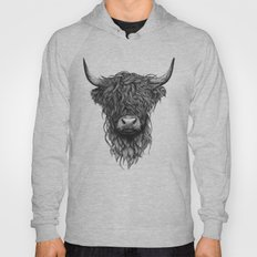 Highland Cattle Hoody