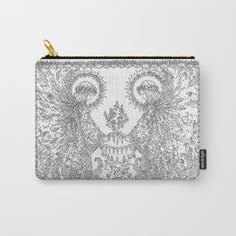 Devine messenger  Carry-All Pouch