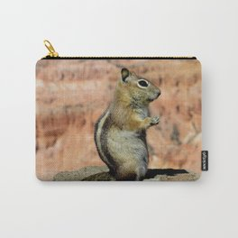 Golden Mantled Ground Squirrel & The Canyon Carry-All Pouch