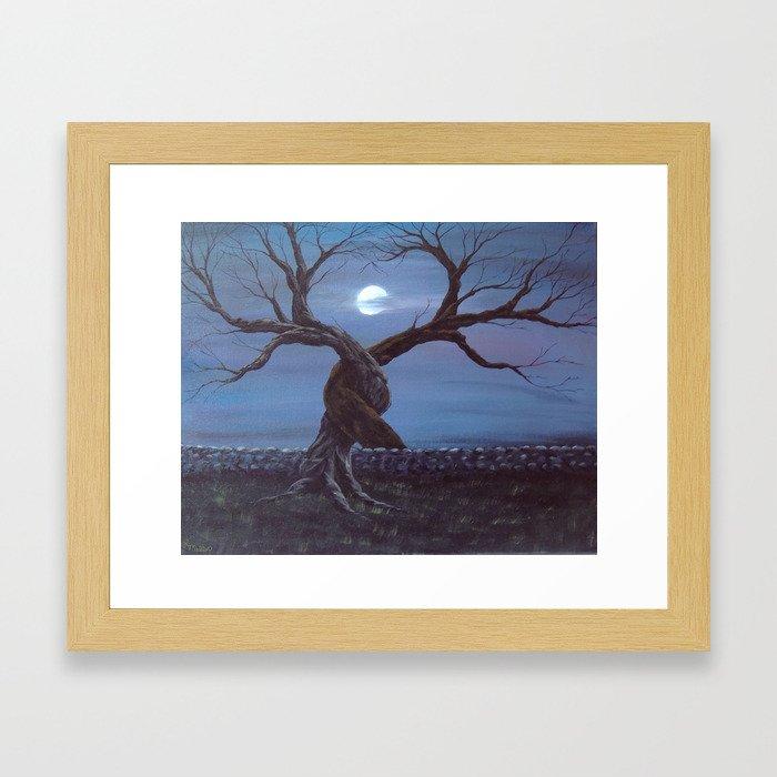 Cherished Framed Art Print