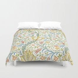 William Morris Flora Duvet Cover
