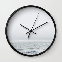 cove | muir beach, california Wall Clock