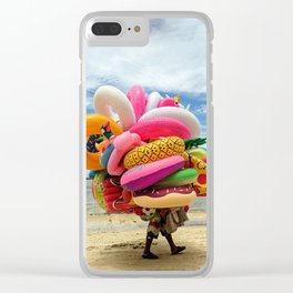 You can never have enough! Clear iPhone Case
