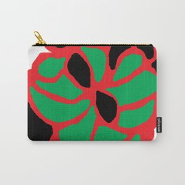 Red Lady Bug Carry-All Pouch