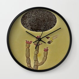 Lovers in the Night. Wall Clock