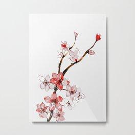 Cherry blossom 2 Metal Print