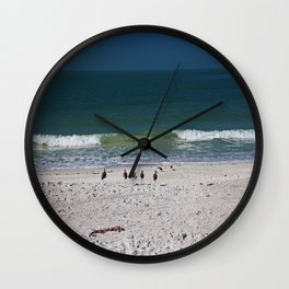 Songs for Scoundrels Wall Clock