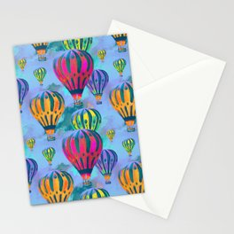 Keep your head in the Clouds Stationery Cards