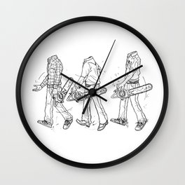 TERA MELOS - Chainsaw Men Wall Clock