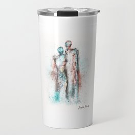 Figures Travel Mug