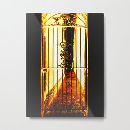 Hell Gate / Gate to Hell Metal Print