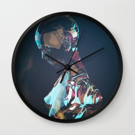 Self-Aware Wall Clock