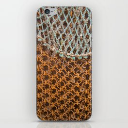 texture - connections iPhone Skin