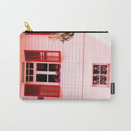 From my red window. Carry-All Pouch