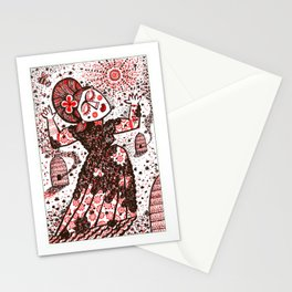 QUEEN OF THE BEES Stationery Cards