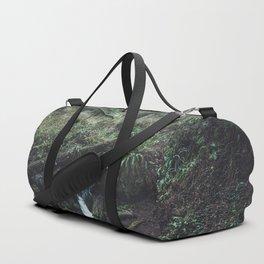 California Redwood Rainforest - Nature Photography Duffle Bag