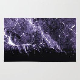 Ultra Violet Marble #1 #decor #art #society6 Rug