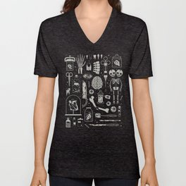 Oddities: X-ray Unisex V-Neck