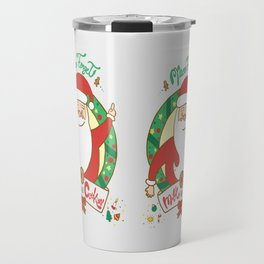 Milk and Cookies Travel Mug
