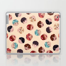 BTS Pattern Laptop & iPad Skin