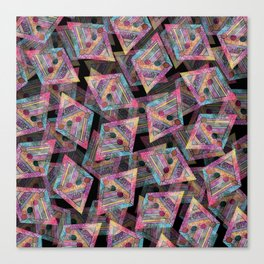 Pattern #6 Canvas Print