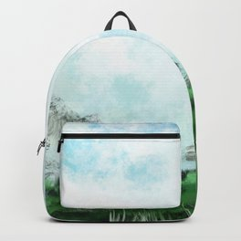 In the valley Backpack