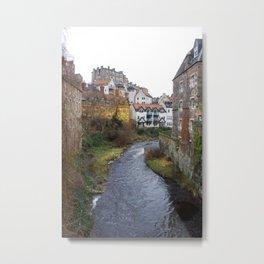 Water of Leith Edinburgh 3 Metal Print