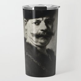 Portrait of a Polish Noble Travel Mug