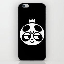 Dubious Panda iPhone Skin