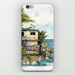 Hemingway's Cuba:  View from La Terraza iPhone Skin