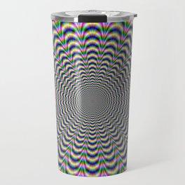 Neon Pulse Travel Mug