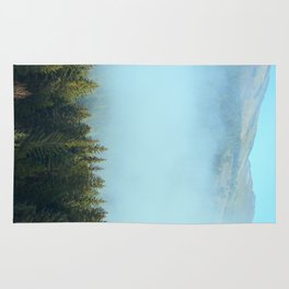 Early Morning Mist Rug