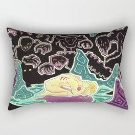 The Escaped Rectangular Pillow
