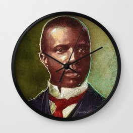 Scott Joplin Wall Clock