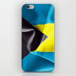 Bahamas Flag iPhone Skin