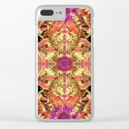 Cutting the Rug Clear iPhone Case